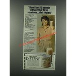1985 Dietene Diet Shake Mix Ad - How I Lost 13 Pounds