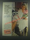 1985 Sweet 'N Low Sweetener Ad - Cathy Lee Crosby