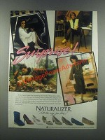 1985 Naturalizer Shoes Ad - Surprise!