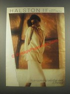 1985 JCPenney Halston III Fashion Ad