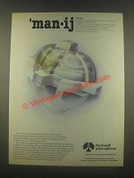 1985 Rockwell International Ad - Manage