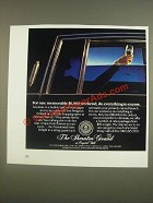 1985 The Sheraton Grand on Capitol Hill Ad - Memorable $6,000 Weekend