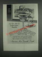 1946 Southern Comfort Ad - Next time make it a Southern Comfort Manhattan