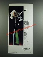 1986 Philadelphia Pennsylvania Ad - Philly Popsss!!!