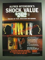 1986 MCA Video Ad - Alfred Hitchcock's Shock Value