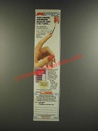 1986 Kmart Nutra Nail Ad - For Longer, Stronger, Nails