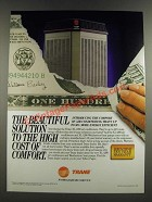1986 Trane XL 1200 Air Conditioners Ad - The Beautiful Solution