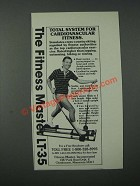 1986 Fitness Master LT-35 Exercise Machine Ad - Total System