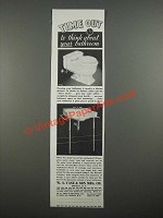 1938 W.A. Case & Son T/N Water Closet and Winston Lavatory Ad