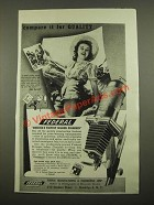 1947 Federal Enlarger Ad - Compare it for Quality