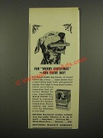 1948 Milk-Bone Dog Biscuits Ad - For Merry Christmas and Every Day