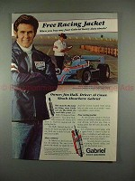 1978 Gabriel Shock Absorbers Ad w/ Al Unser & Jim Hall!