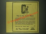 1915 Ansco No. 3A Speedex Camera Ad