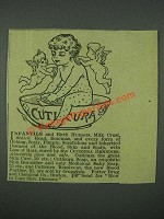 1884 Cuticura Resolvent and Soap Ad