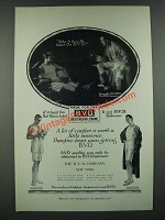 1919 B.V.D. Underwear Ad - Take It From Me