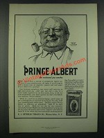1919 Prince Albert Tobacco Advertisement - The National Joy Smoke