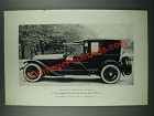 1919 Locomobile Special Growler Coupe Ad