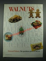 1987 Diamond Walnuts Ad