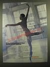 1987 Raytheon Ad - Cynthia Gregory - Finest Dancing