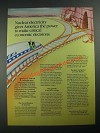 1987 U.S. Committee for Energy Awareness Ad - Nuclear Electricity