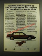 1987 Buick Park Avenue Ad - They're So Good At The Essentials