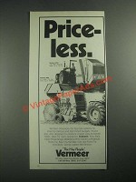 1987 Vermeer 5031 and 5041 Balers Ad - Price-Less
