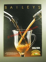 1987 Baileys Irish Cream Ad - Create a Better Blended Coffee
