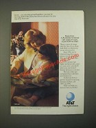 1987 AT&T Long Distance Ad - Jenny My Amazing Grandaughter