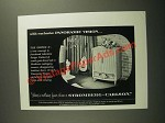 1955 Stromberg-Carlson Empire II Television Ad - Panoramic Vision