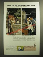 1964 The Middle South Utilities System Ad - Come See the Changing Middle South