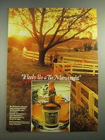 1982 Tia Maria Liqueur Ad - It Looks Like a Tia Maria Night