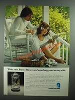 1975 Puerto Rican Rums Ad - You Can Stay With