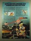 1981 Lee Two-Stage MaxiFilters Ad - American Protection