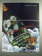 1982 Perrier-Jouet Champagne Ad - Uncork the Ultimate