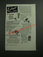 1953 Eclipse Lawn Mower Ad - Do It Better Easier Faster