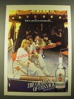 1979 Cossack Vodka Ad - You've Got It, Or You Haven't