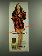 1980 English Leather Timberline Cologne Ad - Some Like it Cool
