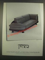 1988 Pace Insieme Seating Series Ad