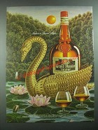 1988 Grand Marnier Liqueur Ad - Arrive in Grand Style