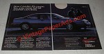 1988 Chevrolet Cavalier RS Coupe Ad - Never Fall for Another Car's Lines