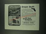 1974 USS Realty Development Ad - Dream Stuff!
