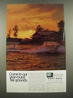 1970 Middle South Utilities Ad - Our Year-Round Fair Grounds