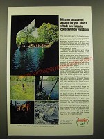 1968 Sinclair Oil Ad - Missourians Saved a Place for You