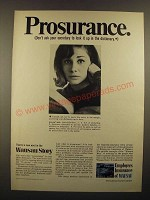 1967 Employers Insurance of Wausau Ad - Prosurance