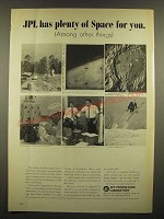 1966 JPL Jet Propulsion Laboratory Ad - Plenty of Space for You
