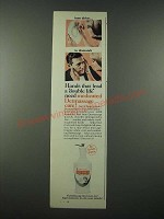 1965 Dermassage Skin Lotion Ad - Hands That Lead a Double Life