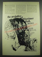 1965 Fairchild Semiconductor Ad- The Prejudice of Mortimer Hall