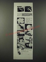 1964 Mississippi Tourism Ad - Vacation Magic