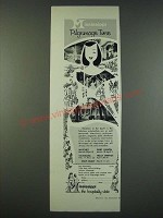 1961 Mississippi Tourism Ad - Pilgrimage Time
