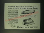 1959 Fleischmann's Margarine Ad - May Be Better for Your Family